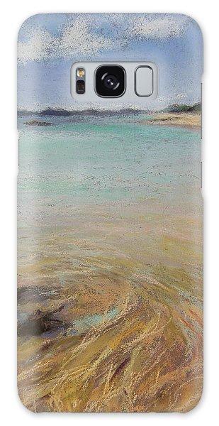 Tide's Retreat Galaxy Case