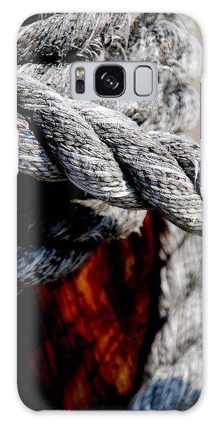 Tied Together Galaxy Case by Susanne Van Hulst