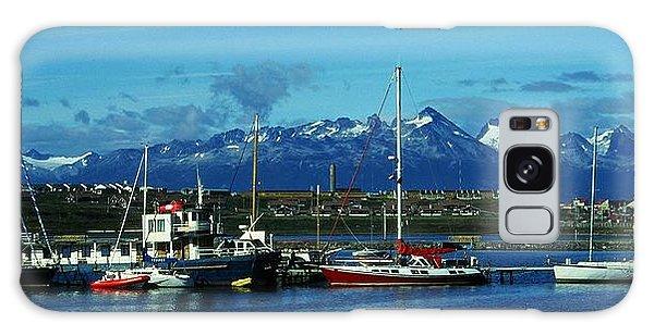 Tierra Del Fuego Galaxy Case
