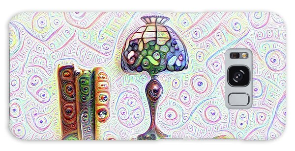 Tiffany Lamp Galaxy Case by Bill Cannon