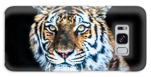Tiger 2017 Galaxy Case by David Millenheft
