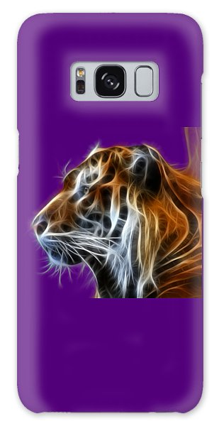 Tiger Fractal Galaxy Case