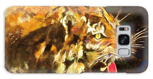 Tiger Galaxy Case by Khalid Saeed