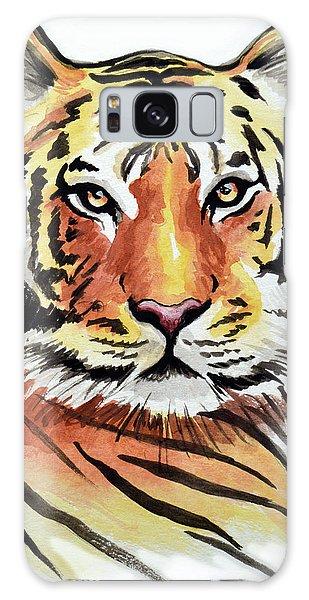 Tiger Love Galaxy Case