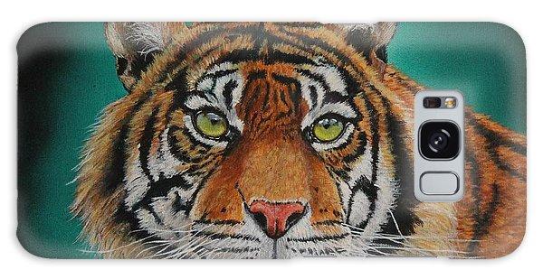 Tiger Portrait......amur Tiger Galaxy Case