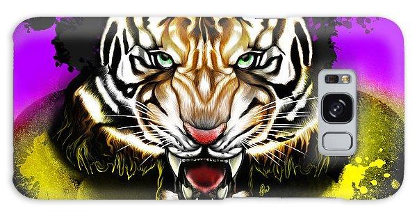 Tiger Rag Galaxy Case