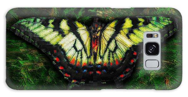 Tiger Swallowtail Galaxy Case by Iowan Stone-Flowers