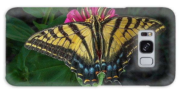 Tiger Swallowtail Galaxy Case