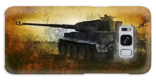 Tiger Tank Galaxy Case