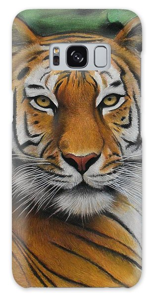 Tiger - The Heart Of India Galaxy Case