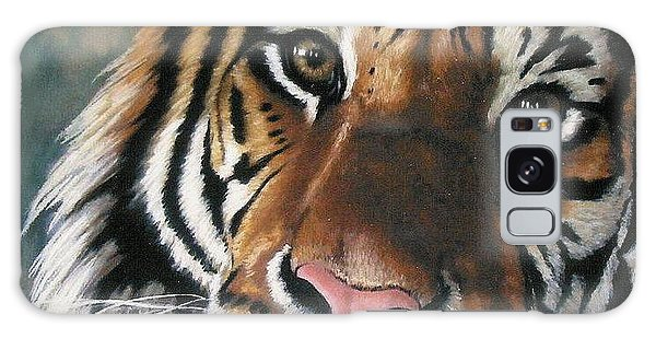 Tigger Galaxy Case by Barbara Keith