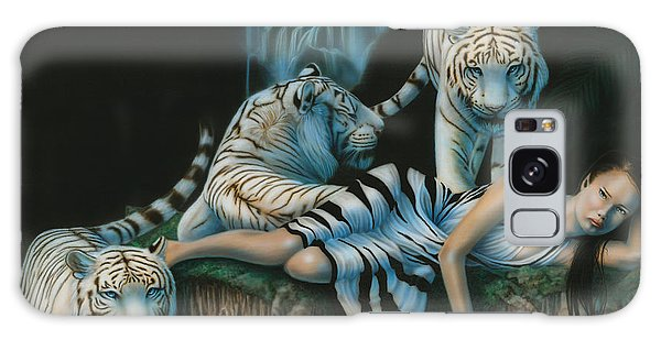 Tigress Galaxy Case