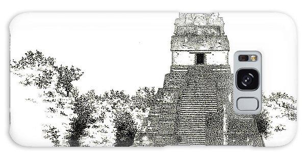Tikal Temple I Galaxy Case