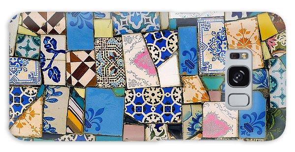 Recycle Galaxy Case - Tiles Fragments by Carlos Caetano