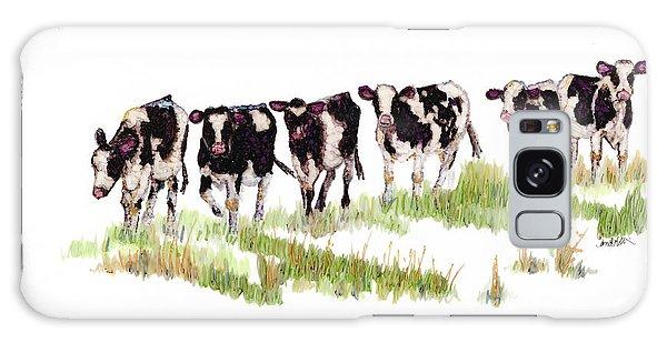 Till The Cows... Galaxy Case