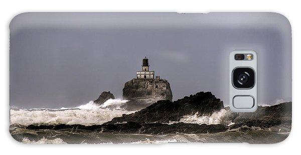 Tillamook Lighthouse Galaxy Case