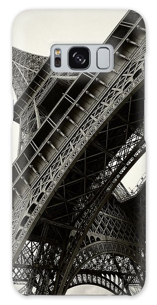 Tilted Eiffel Galaxy Case