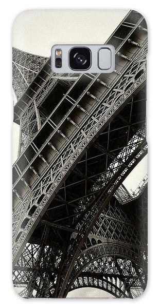 Tilted Eiffel Galaxy Case by Stefan Nielsen
