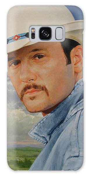Tim Mcgraw Galaxy Case