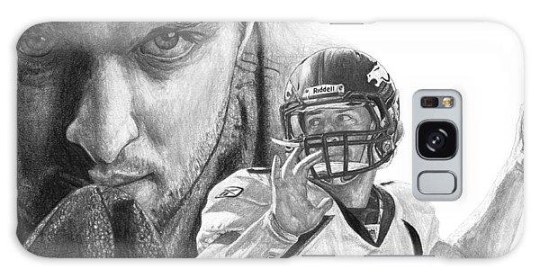 Sport Art Galaxy Case - Tim Tebow by Bobby Shaw