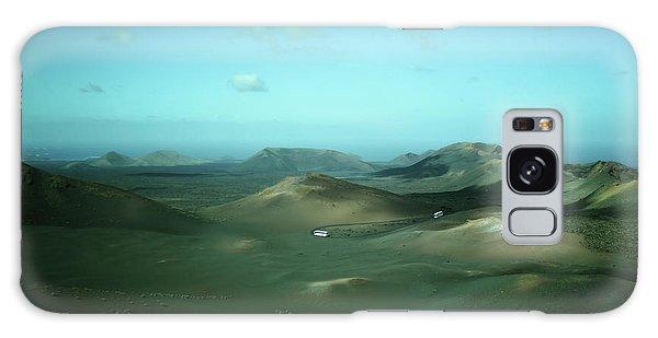 Timanfaya - Lanzarote Galaxy Case by Cambion Art
