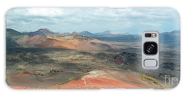 Canary Galaxy S8 Case - Timanfaya Panorama by Delphimages Photo Creations