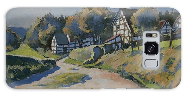 Timbered Houses In Terziet Galaxy Case
