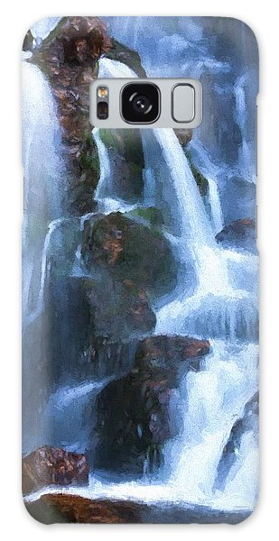 Timberline Falls Galaxy Case