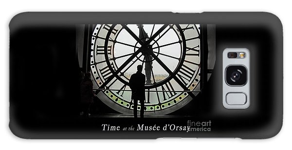 Time At The Musee D'orsay Galaxy Case