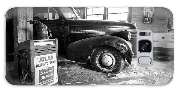 Old Car - Blue Ridge Mountains Galaxy Case