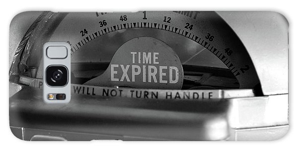 Time Expired Galaxy Case
