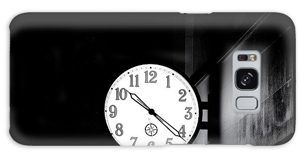 Time Is Slipping Away Galaxy Case