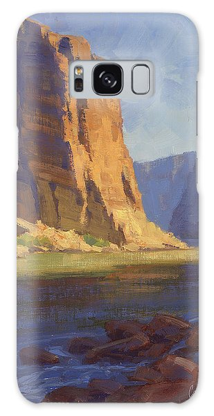 Grand Canyon Galaxy S8 Case - Time Stands Tall  by Cody DeLong