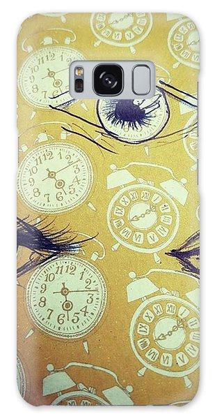 Galaxy Case - Time Waits For No Man, And Tomorrow Is by Eyeon Energetic
