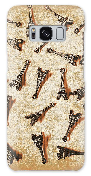 Metal Galaxy Case - Time Worn Trinkets From Vintage Paris by Jorgo Photography - Wall Art Gallery
