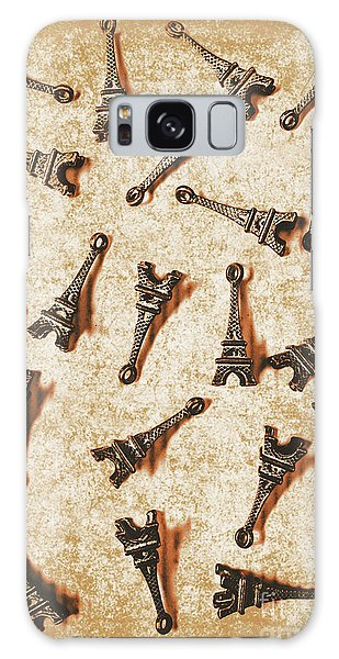 French Galaxy Case - Time Worn Trinkets From Vintage Paris by Jorgo Photography - Wall Art Gallery