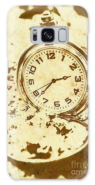 Time Worn Vintage Pocket Watch Galaxy Case