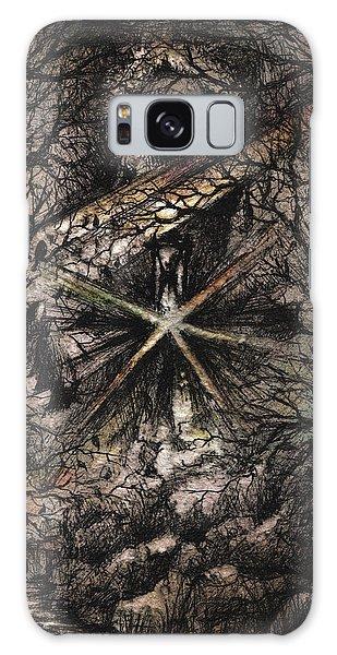 Galaxy Case - Timekeeper by Rachel Christine Nowicki