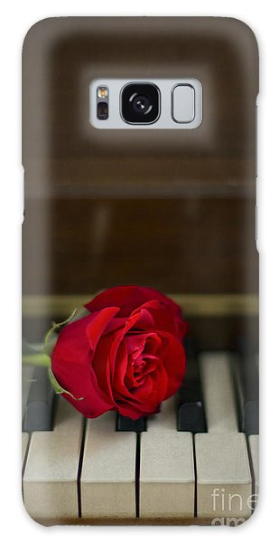 Beautiful Galaxy Case - Timeless Melody by Evelina Kremsdorf