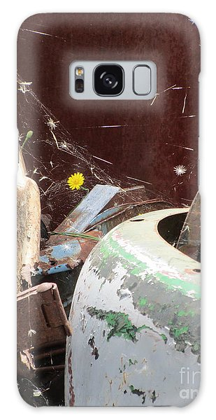 Galaxy Case featuring the photograph Timeless Wish by Marie Neder