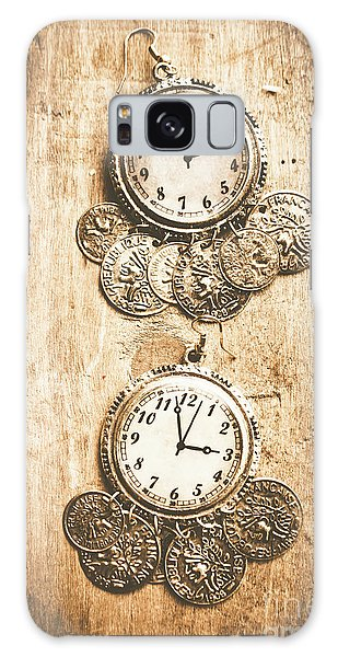 Earring Galaxy Case - Timepieces From Bygone Fashion by Jorgo Photography - Wall Art Gallery