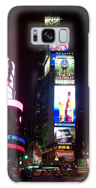 Times Square 1 Galaxy Case