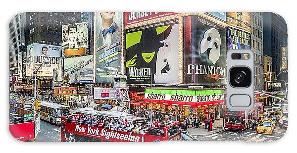 Times Square II Galaxy Case