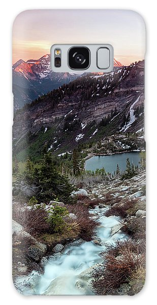 Timp From Silver Lake. Galaxy Case