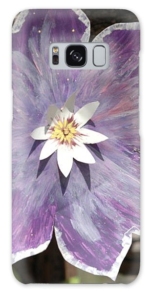 Tin Flower Galaxy Case