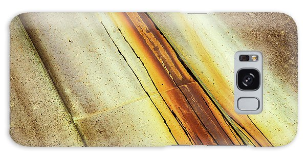 Tin Roof Abstract Galaxy Case