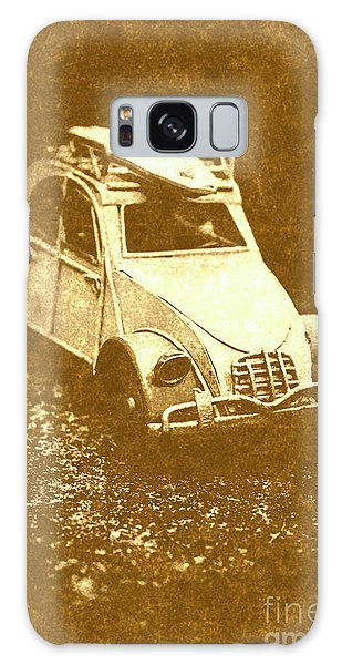 Old Car Galaxy Case - Tin Surf Adventure by Jorgo Photography - Wall Art Gallery