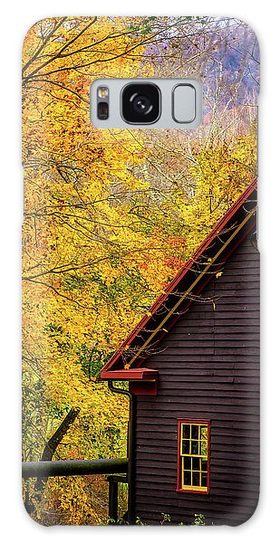 Tingler's Mill In Fall Galaxy Case