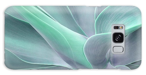 Tinted Agave Attenuata Abstract Galaxy Case
