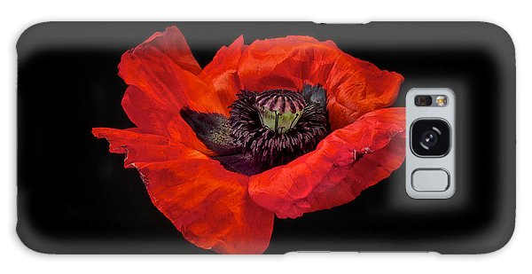 Red Galaxy Case - Tiny Dancer Poppy by Toni Chanelle Paisley
